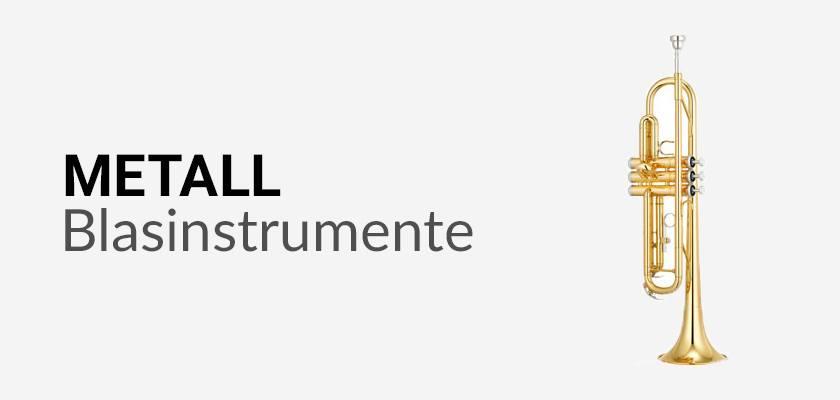 Metall Blasinstrumente